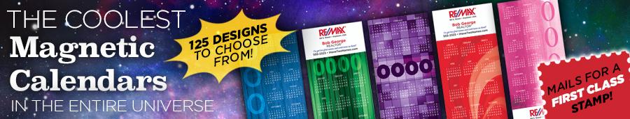 15 Mil Magnet Calendars