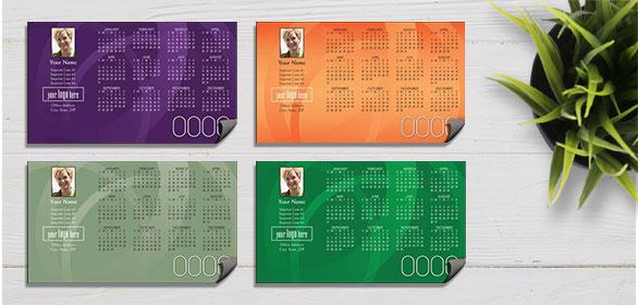 3.5x6 Magnetic Calendars