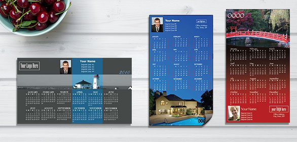 4x7 Magnetic Calendars