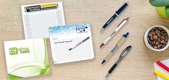 Eco-Friendly Notepads
