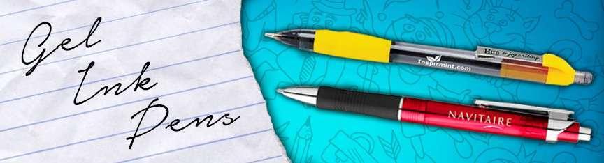Gel Ink Pens