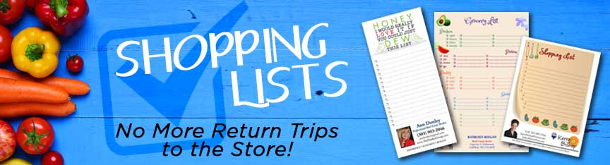 Things To Do / Shopping List Pads
