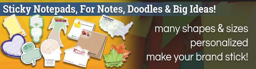 Sticky Notepads