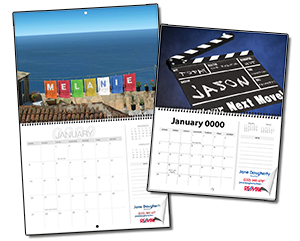 Image Personalized Calendars (VDP)
