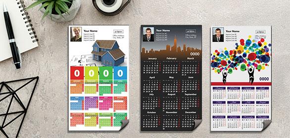 Vertical Calendars