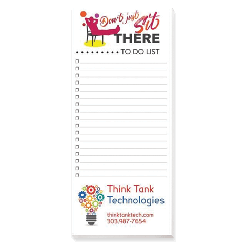 Grocery List Notepads and To-Do Lists