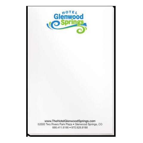 Hotel & Hospitality Notepads