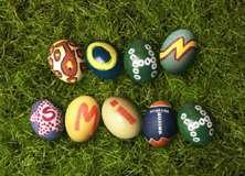 Easter Eggs - PAM129
