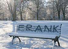 Snow Bench - PAM136
