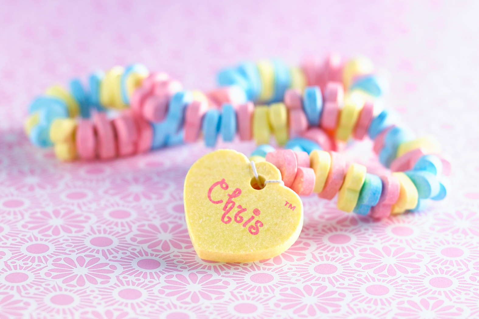 Candy Necklace - PAM332