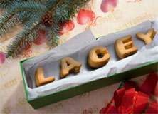 Holiday Cookie Box - PAM108