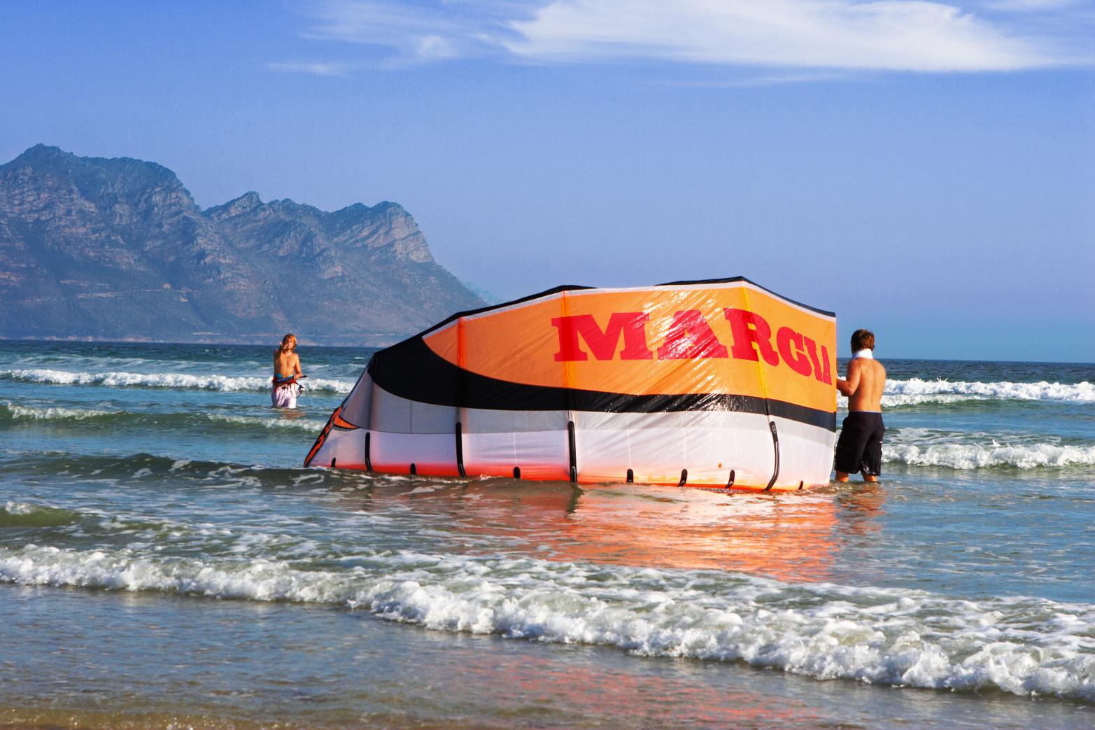 Kite Surfing - PAM337