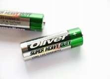 Batteries - PAM208