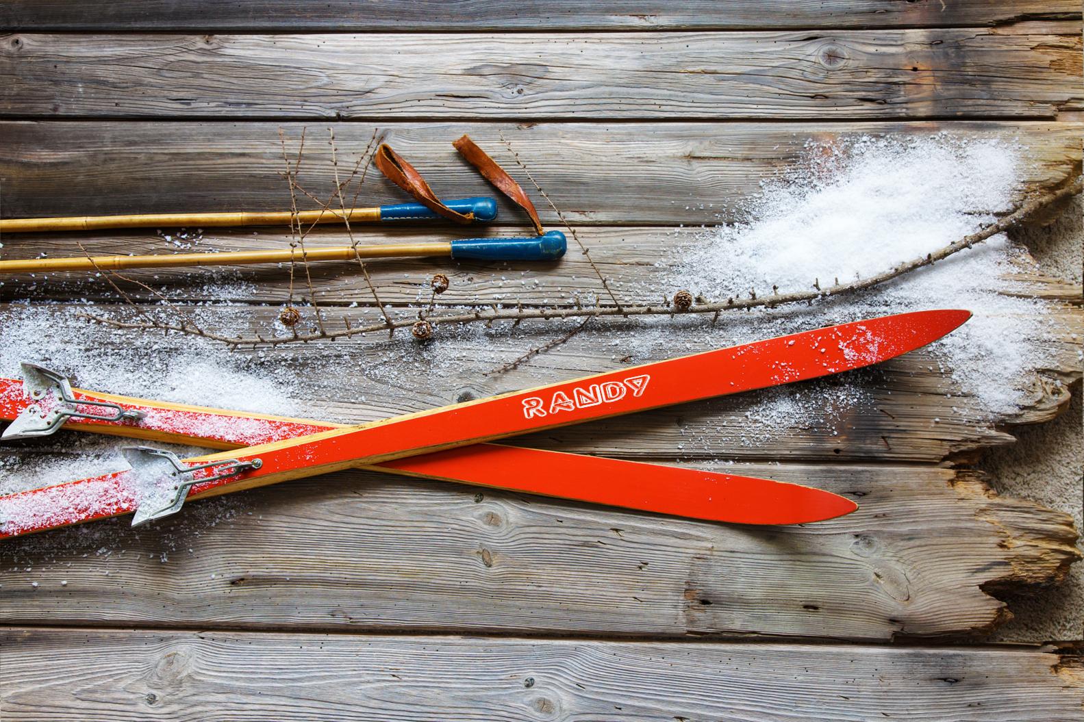 Winter Ski - PAM330