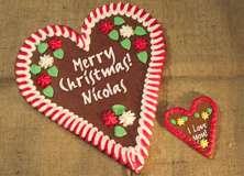 Christmas Heart - PAM107