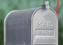 Mailbox - PAM111