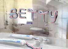 Toothpaste Mirror - PAM017