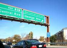 Freeway Sign - PAM019