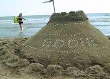 Sand Castle - PAM114