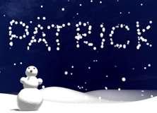 Snowman - PAM115