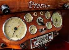 Vintage Dash - PAM119