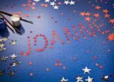 Patriotic Stars - PAM321